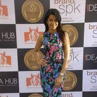 Mugdha Godse - Mugdha Godse at Maha Feast outdoor food festival - Pictures
