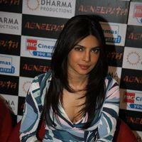 Priyanka Chopra - Agneepath 2nd Promo Launch - Photos