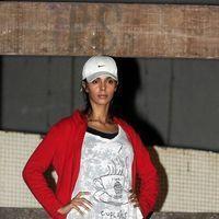 Mallika Sherawat - Photos - Mallika Sherawat rehearsing for her New Year Celebrations dance performance