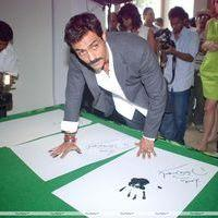 Arjun Rampal - Arjun Rampal and Percept launch Lost music fest - Photos