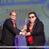 Bappi Lahiri - Photos: Bollywood Celebs at 18th LIONS GOLD AWARDS