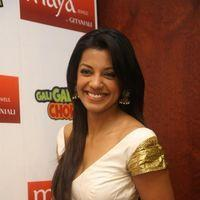 Photos - Mugdha Godse launches Svarna Mangal