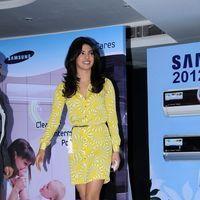 Photos - Priyanka Chopra Launches Samsung 2012 Air Conditioner Range