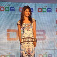 Priyanka Chopra - Priyanka Chopra at Videocon D2H press meet - Photos