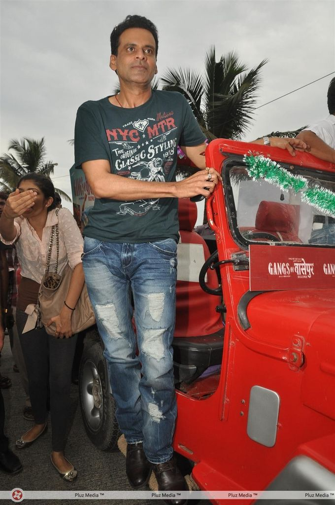 Manoj Bajpai - Gangs of Wasseypur music launch - Photos   Picture 208142
