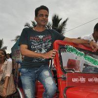 Manoj Bajpai - Gangs of Wasseypur music launch - Photos | Picture 208133