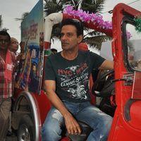 Manoj Bajpai - Gangs of Wasseypur music launch - Photos