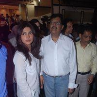 Priyanka Chopra - Photos - Celebs at Mona Kapoor's prayer meet