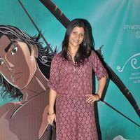 Konkona Sen Sharma - Celebs at Premiere of film Arjun - Photos