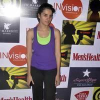 Shruti Seth - Celebs at super yoga session photos