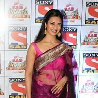 Divyanka Tripathi - SAB Ke Anokhe Television Awards 2013 Photos