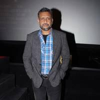 Anubhav Sinha - Trailer launch of 3D film Warning Photos