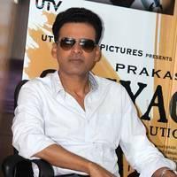 Manoj Bajpai - Manoj Bajpai promotes film Satyagraha Photos   Picture 549015