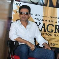 Manoj Bajpai - Manoj Bajpai promotes film Satyagraha Photos   Picture 549017