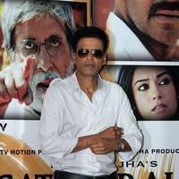 Manoj Bajpai - Manoj Bajpai promotes film Satyagraha Photos   Picture 549018