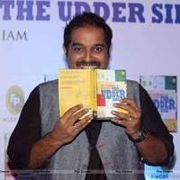 Shankar Mahadevan - Author PV Subramaniam's book The Udder Side launch Photos