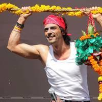 Arjun Rampal - Bollywood celebrates Janmashtami Photos