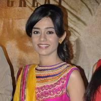 Amrita Rao - First Look Launch of Singh Saab The Great Photos