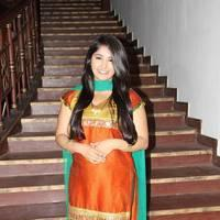 Chandani Bhagwanani - Promotion of film Issaq on the sets of Amita Ka Amit Photos   Picture 503875