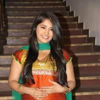 Chandani Bhagwanani - Promotion of film Issaq on the sets of Amita Ka Amit Photos