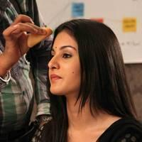 Amyra Dastur - Promotion of film Issaq on the sets of Amita Ka Amit Photos | Picture 503886