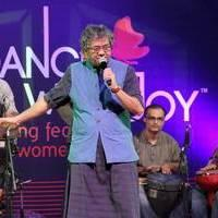 Taufiq Qureshi - Art in Motion dance studio annual festival 2013 photos