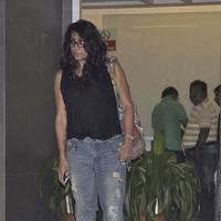 Niharika Khan - Celebrities meet Hrithik Roshan at hospital photos