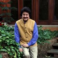 Pankaj Udhas - Pankaj Udhas unveils his new album Hey Krishna Photos | Picture 505065