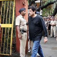 Bollywood legend Pran's Condolences Photos