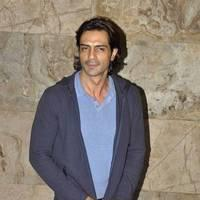 Arjun Rampal - Special Screening of Film D-Day Photos