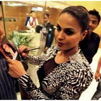 Veena Malik Bombastic performance at Gujarati Gaurav Vanta Awards Photos | Picture 453690