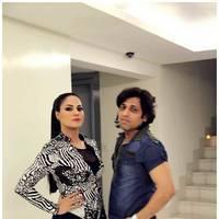 Veena Malik Bombastic performance at Gujarati Gaurav Vanta Awards Photos | Picture 453709