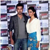 Ranbir, Deepika Endorse Parachute Advansed Tender Coconut Hair Oil Photos