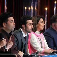 Promotion of Besharam on the sets of Jhalak Dikhhla Jaa Photos