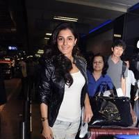 Isha Talwar - Bollywood and TV stars leaves to attend SAIFTA awards in Durban Photos