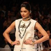 Parvathy Omanakuttan - Lakme Fashion Week Winter/ Festive 2013: Day 3 Photos