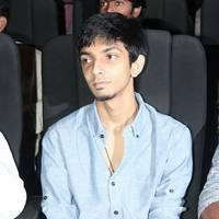 Anirudh Ravichander - Varutha Padatha Valibar Sangam Audio Launch Function Photos