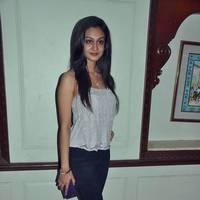 Aishwarya Arjun - Pattathu Yaanai Press Meet Photos | Picture 513695