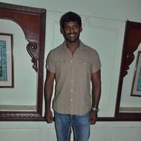 Vishal Krishna - Pattathu Yaanai Press Meet Photos | Picture 513771