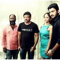 Naanthanda Movie Press meet Stills