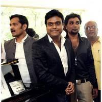 Harris Jayaraj - Musee New Yamaha Musical Piano Salon Launch Photos | Picture 457416