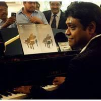 Harris Jayaraj - Musee New Yamaha Musical Piano Salon Launch Photos | Picture 457519