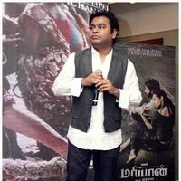 A. R. Rahman - Maryan (Mariyaan) Movie Press Meet Photos | Picture 458167