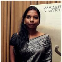 Kutti Revathi - Maryan (Mariyaan) Movie Press Meet Photos