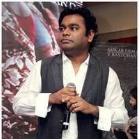A. R. Rahman - Maryan (Mariyaan) Movie Press Meet Photos | Picture 458258