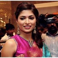 Parvathy Omanakuttan - Actress Parvathy Omanakuttan Launch of Woman's World at Express Avenue Photos