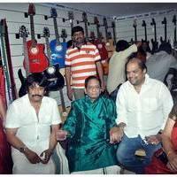 Rajesh Vaidya Ravna International School of Veena Inauguration Photos