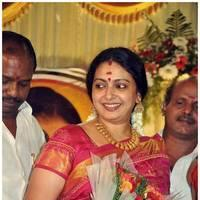 Seetha - Senthil Son Wedding Reception Photos   Picture 468342