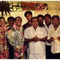 Singamuthu - Senthil Son Wedding Reception Photos
