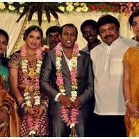 Prabhu - Senthil Son Wedding Reception Photos